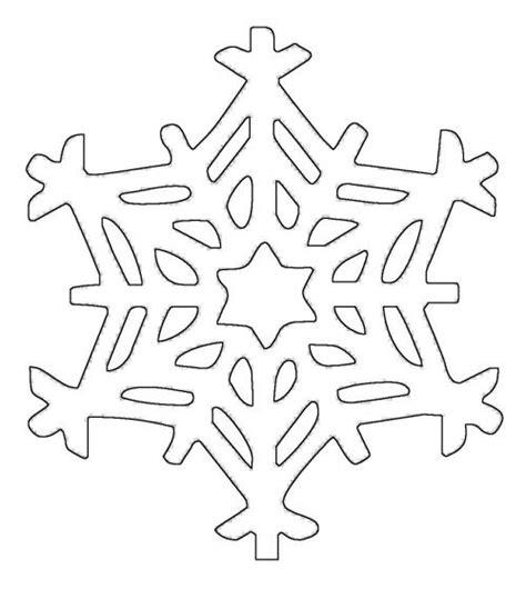 Kostenlose Vorlage Weihnachtssterne Kostenlose Malvorlage Schneeflocken Und Sterne Schneeflocke 12 Zum Ausmalen