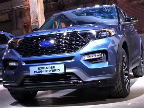 Ford In Hybrid 2020 by Sneak Preview Ford Explorer In Hybrid 2020 Autorai Tv