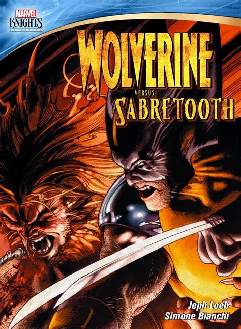 untamed the psychology of marvel s wolverine marvel knights animation wolverine vs sabertooth trailer