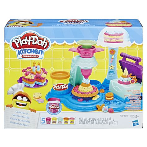 Play Doh Kitchen Creations Chef Set by We Play Doh Kitchen Creations Tums 2 Tots