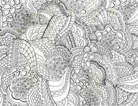 detailed coloring pages for adults coloring pages handsome free detailed coloring pages for