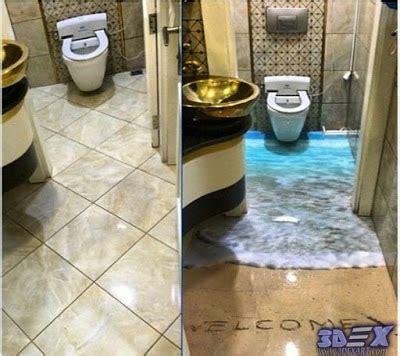 epoxy bathroom floor how to make 3d bathroom floor and 3d self leveling floor