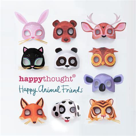 printable animal masks printable animal masks download easy to make mask
