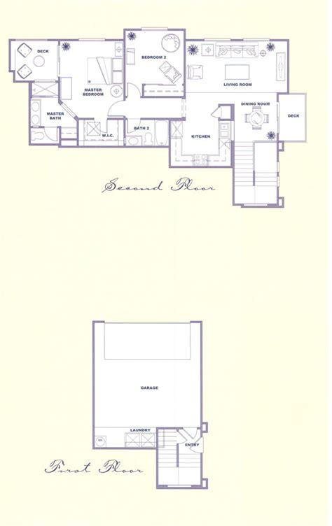 Solstice Floor Plan by Country Solstice Tract Homes Plan 2 Floor Plan