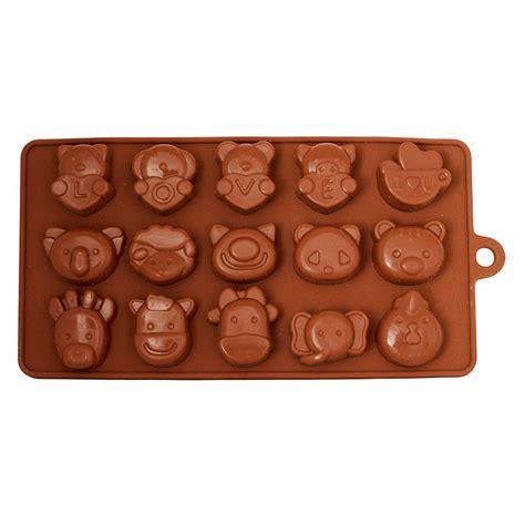 moldes de silicona maria molde silicona animales my karamelli