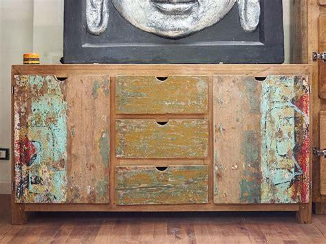 credenze offerte credenza legno riciclato offerta on line mobile vintage sconto