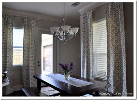 how close to ceiling to hang curtains pinterest the world s catalog of ideas
