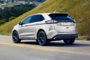 Towing Capacity Ford Edge 2017 Ford Edge Towing Capacity Specs View Manufacturer