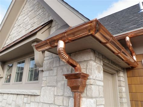 Copper Awnings For Homes Alt S Seamless Spouting Blog Gutters Downspouts Awnings