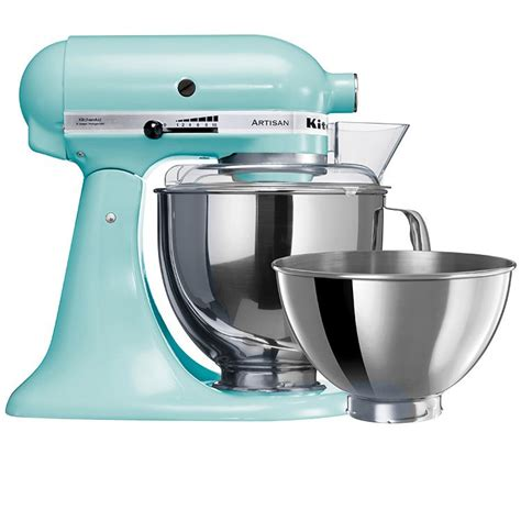 KitchenAid Artisan KSM160 Stand Mixer Ice   On Sale Now