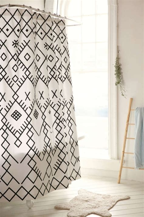 urban outfitters shower curtain the latest in shower curtain trends