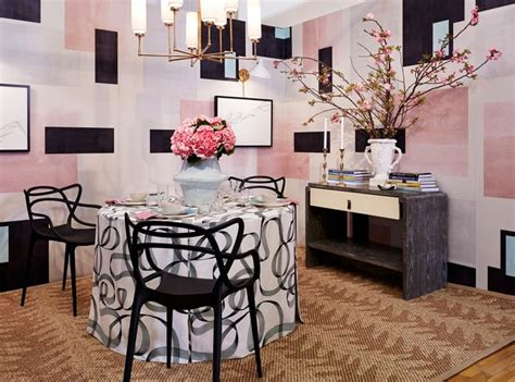design on a dime dining room transitional dining room