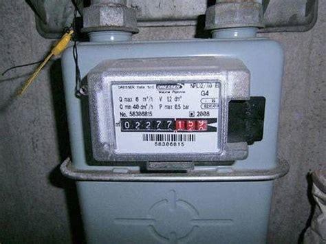 contatore gas in casa come leggere il contatore gas in casa l autolettura