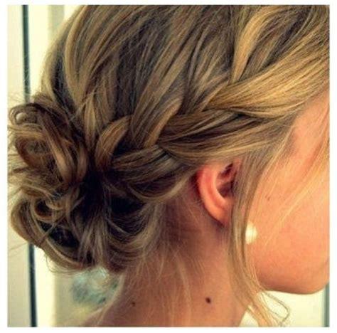 20 chic bridesmaid hairstyles for medium length hair new times