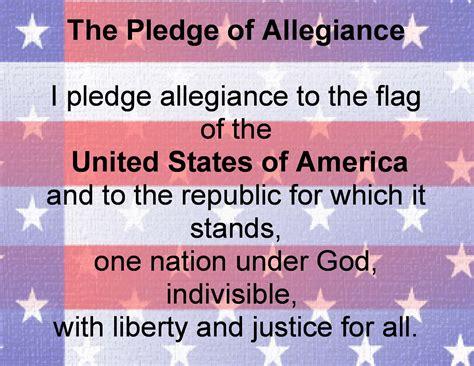 printable lyrics to the pledge of allegiance miraclesandoddities blogspot com guest blog one nation