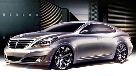 hyundai equus luxury cars futuristic cars future