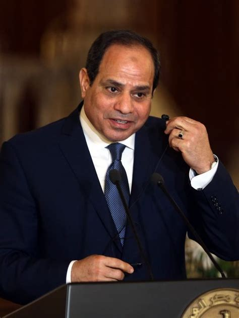 Lu Led Cr7 6 Sisi president abdel fattah el sisi 5 things to