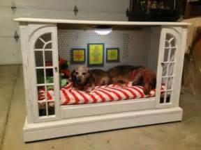 Upcycled Stereo Cabinet - hundebett designs was finden hunde gem 252 tlich