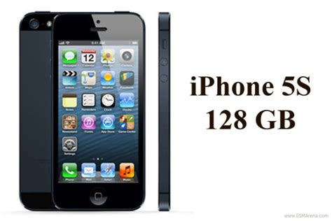 apple gsmarena did you know apple will launch 128gb iphone 5s