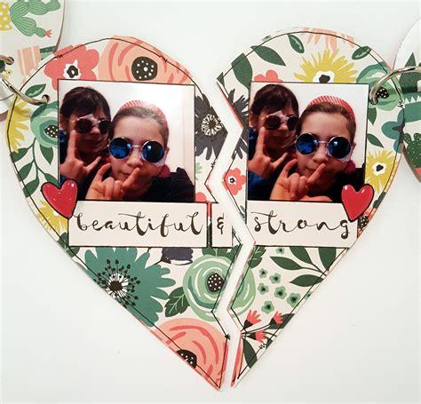 Piyama Bestfriend Novita doppio minialbum quot the best friends quot scrapiteasy novit 224 e idee sullo scrapbooking e sulla