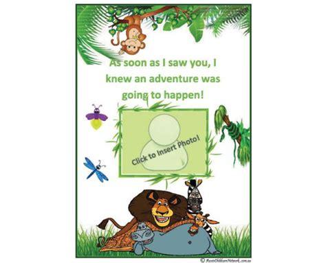 Friendship Jungle Aussie Childcare Network Child Care Portfolio Templates