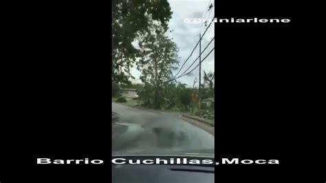 juicio de dios para puerto rico 2016 huracan maria pr barrio cuchillas moca doovi