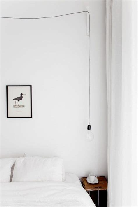 minimalistisches schlafzimmer die besten 25 minimalistisches bett ideen auf