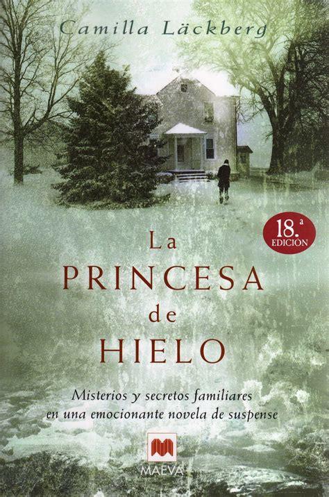 libro la princesa de hielo la princesa de hielo lee libros