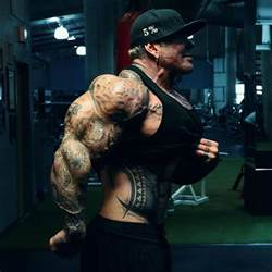 Fitness Bench Press Rich Piana Age Height Weight Images Bio