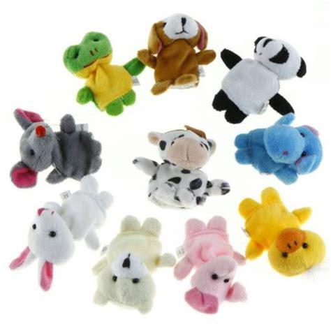 Harga Boneka Jari Binatang by Jual Boneka Jari Seri Binatang Mainan Edukatif Bayi