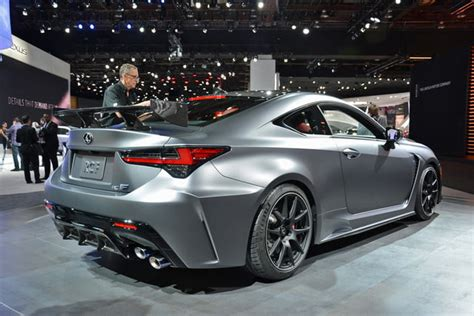 2020 Lexus Rcf Horsepower by 2020 Lexus Rc F Track Edition Arrives With 472 Hp V8