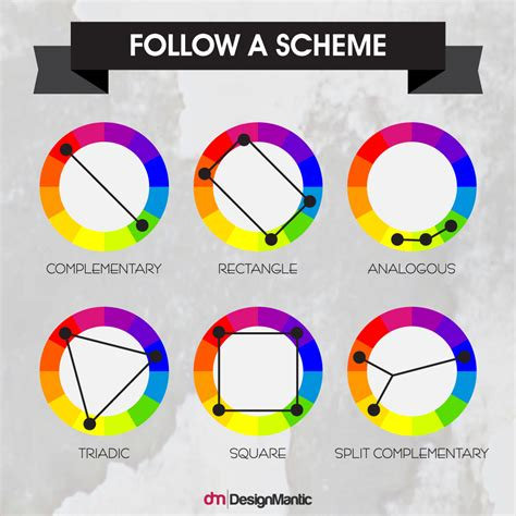 web color wheel color philosophy in web design designmantic the design shop
