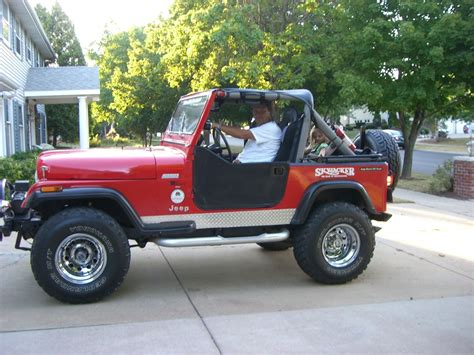 jeep 1986 cj7 jeeptheropy 1986 jeep cj7 specs photos modification info