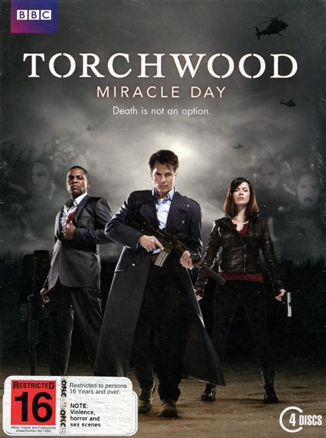 Miracle Day Torchwood Miracle Day Image 1 Of 1 At Mighty Ape Nz