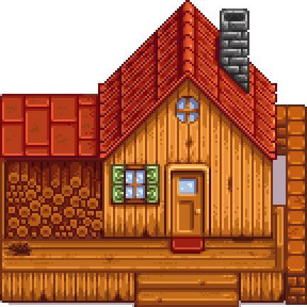 farmhouse stardew valley wiki
