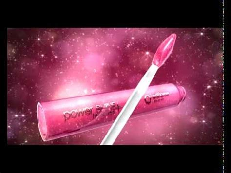Lipgloss Oriflame oriflame power shine lip gloss