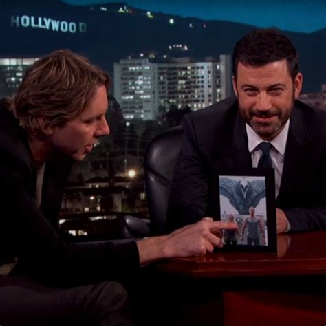 hairy jimmy kimmel ryan gosling on jimmy kimmel live may 2016 popsugar