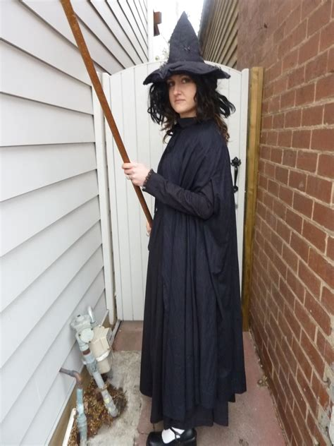 Dress Oz witch of the west wizard of oz costume bam bam