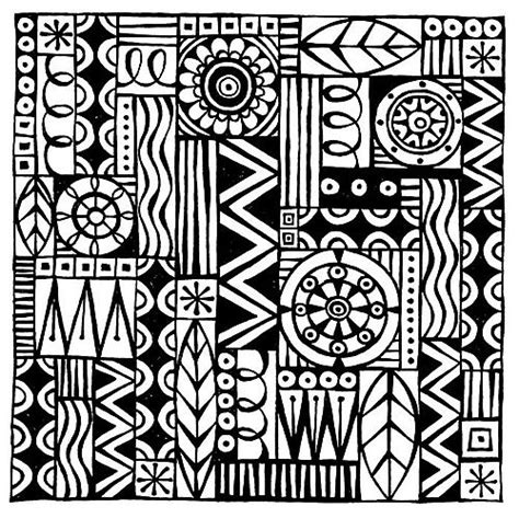 zentangle pattern tribe zentangle patterns zentangle patterns drawings