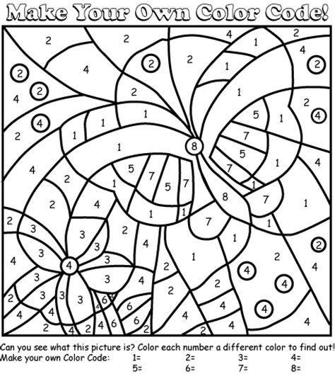 esl numbers coloring pages colour by number learningenglish esl
