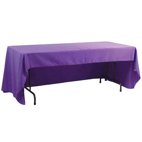 6ft table cloth 6ft economy table cloth colour item no 502766p