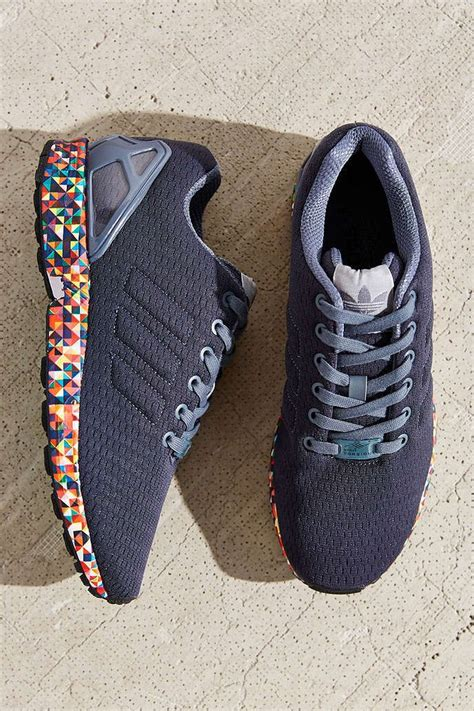 adidas zx flux prism sole sneaker outfitters let s kick it adidas zx adidas shoes