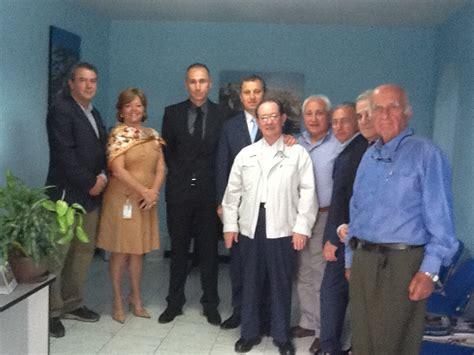 consolato venezuelano roma delegazione lucana ricevuta dal console italiano a caracas