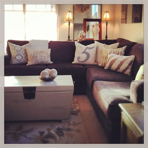 pottery barn inspired living room for the home pinterest
