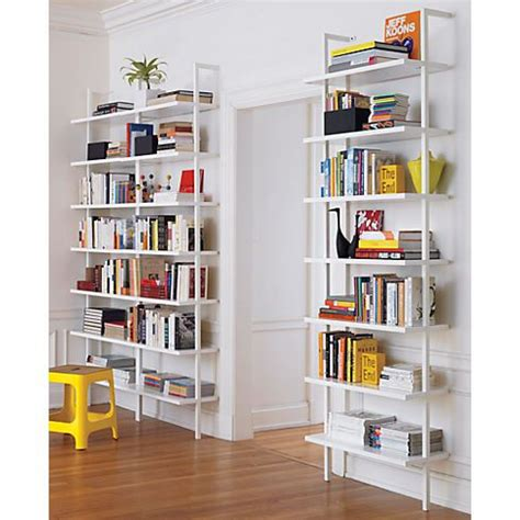 tesso chrome 84 quot wall mounted bookcase entry hallway