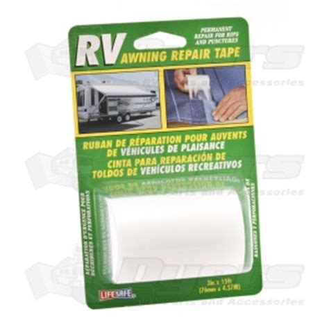 awning repair tape reviews incom 6 quot x 10 rv awning repair tape repair kits rv