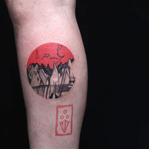 sooo i got a new radiohead tattoo radiohead