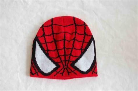 knitting pattern for spiderman hat spider man hat 4409718 product details view spider man