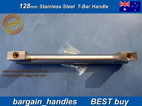 128mm stainless steel t bar handle kitchen cup board stainless steel t bar handle cabinet kitchen door drawer