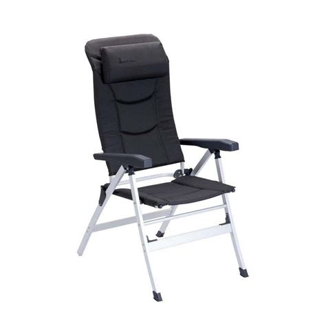 Folding Reclining Chairs by Thor Lightweight Alloy Folding Reclining Cing